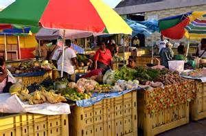 dominica roseau market roseau dominica pinterest san juan and