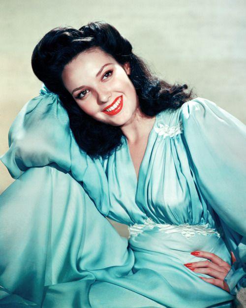 Image result for linda darnell color