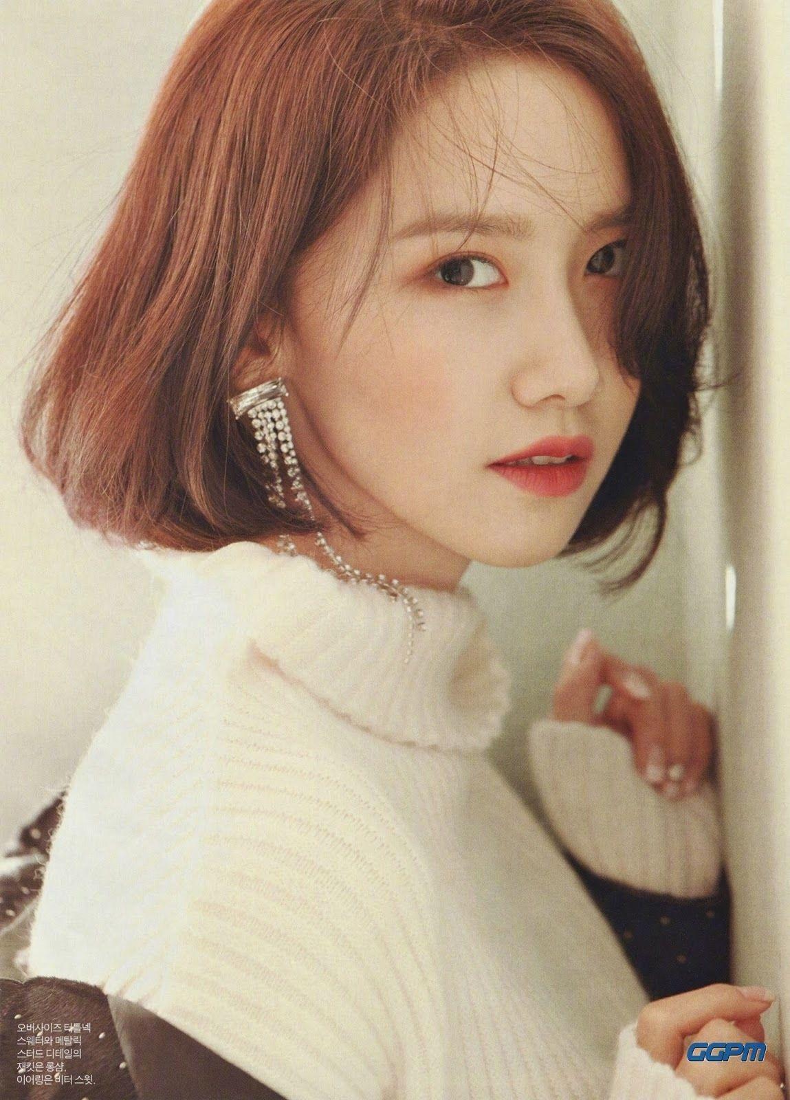 171026 'InStyle' magazine 2017 November Issue SNSD Yoona ...