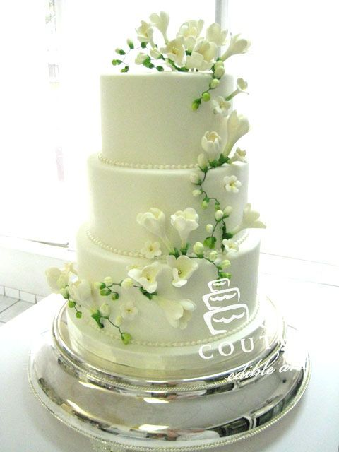 Cake Couture - edible art - Wedding Gallery I | A loving thought n ...