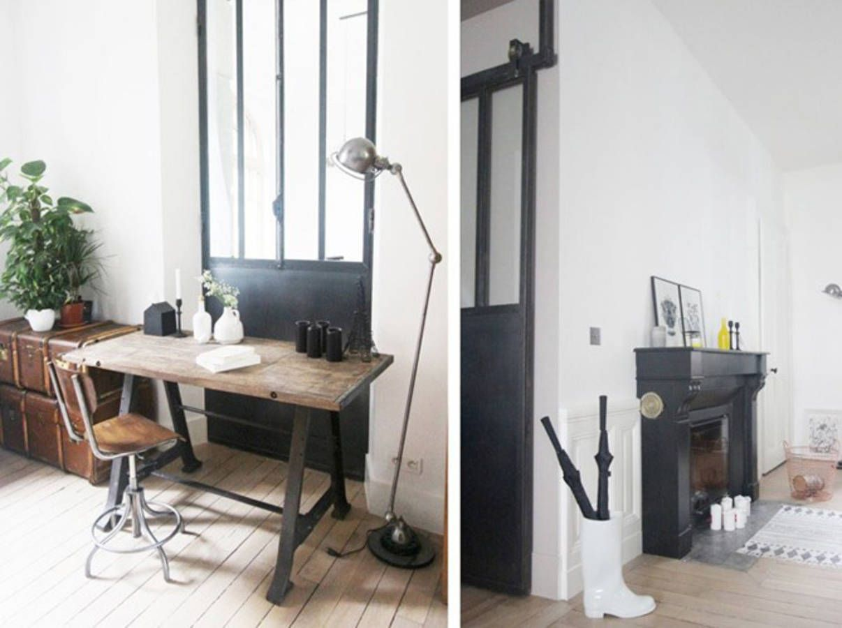 Tout Pour Le Bureau : Une mini verrière pour le bureau idées pour la maison