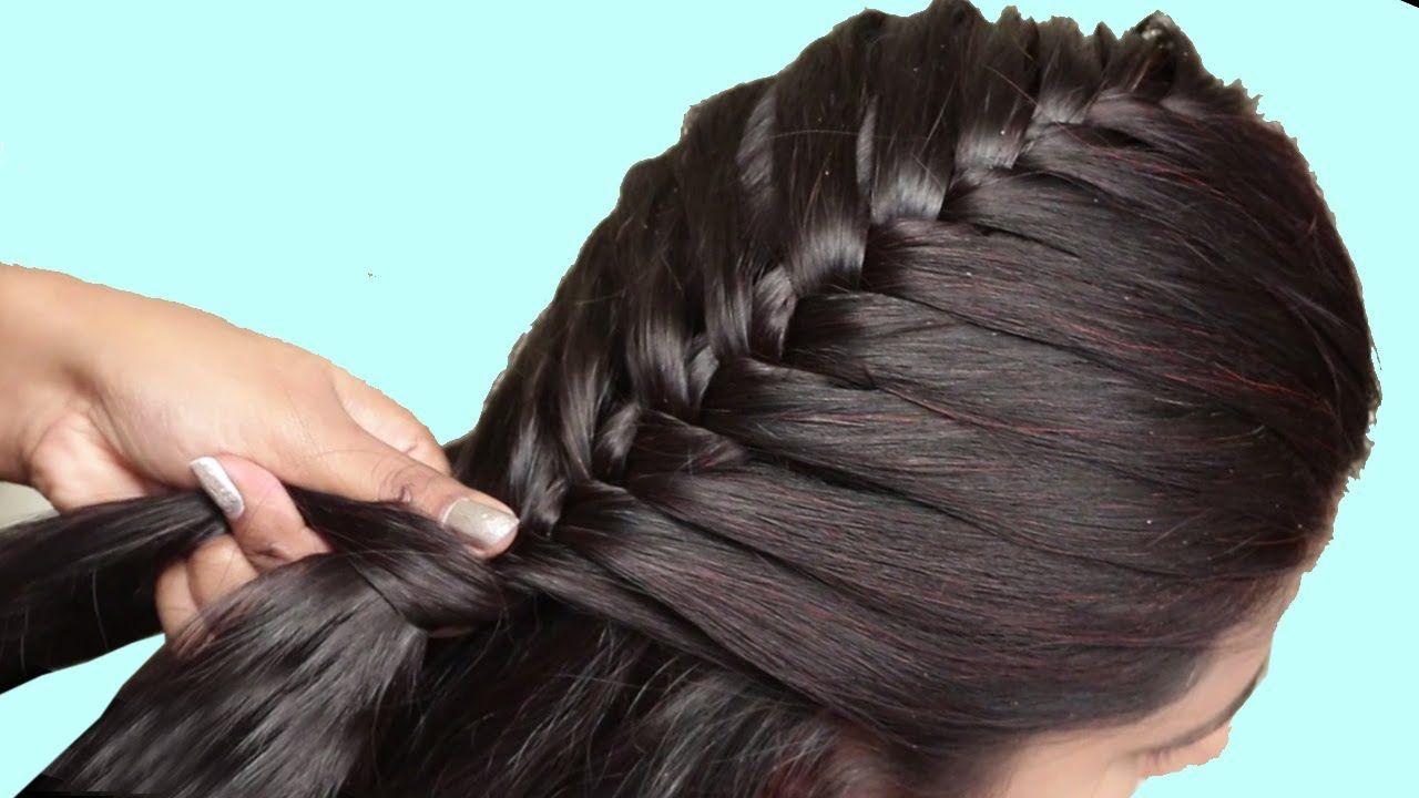 Easy Hairstyles 2019 Step By Step Easy Hairstyles Long Hair Styles Hair Styles Easy Hairstyles For Long Hair