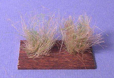 Tutorial ♥ How to make tall grass out of jute twine