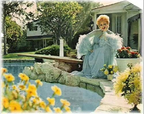 Lucy At Home I Love Lucy Love Lucy Lucille Desiree Ball