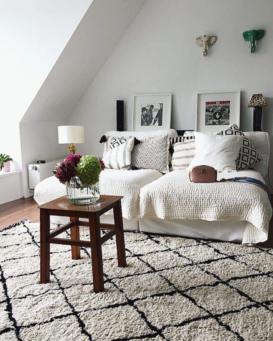 ◊We love Beni Ourain◊ Der Teppich-Trend mit marokkanischen Wurzeln ...