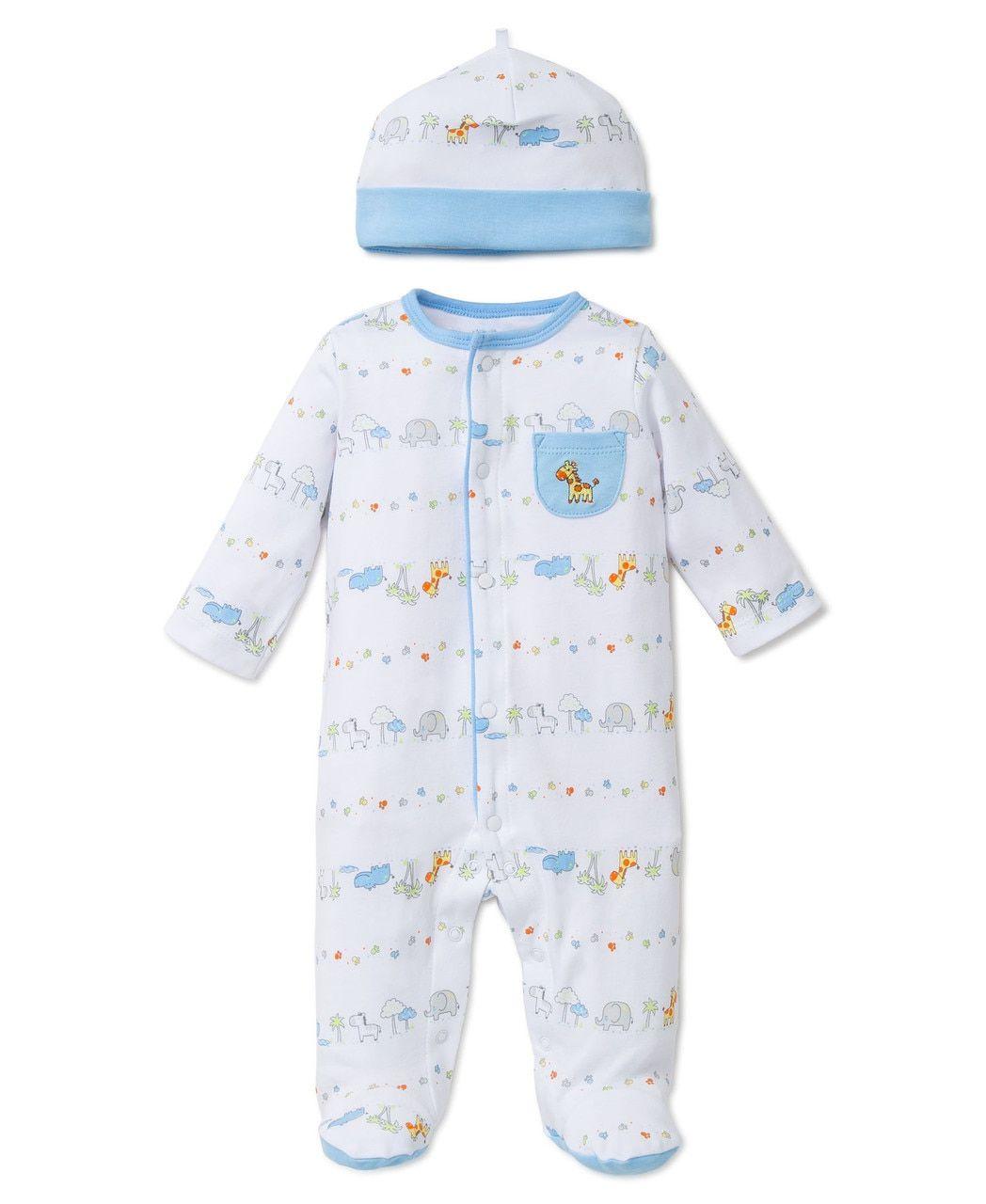 d7a737f15 Fun Safari Footie | A.A.M.G | Newborn boy clothes, Cool baby stuff ...
