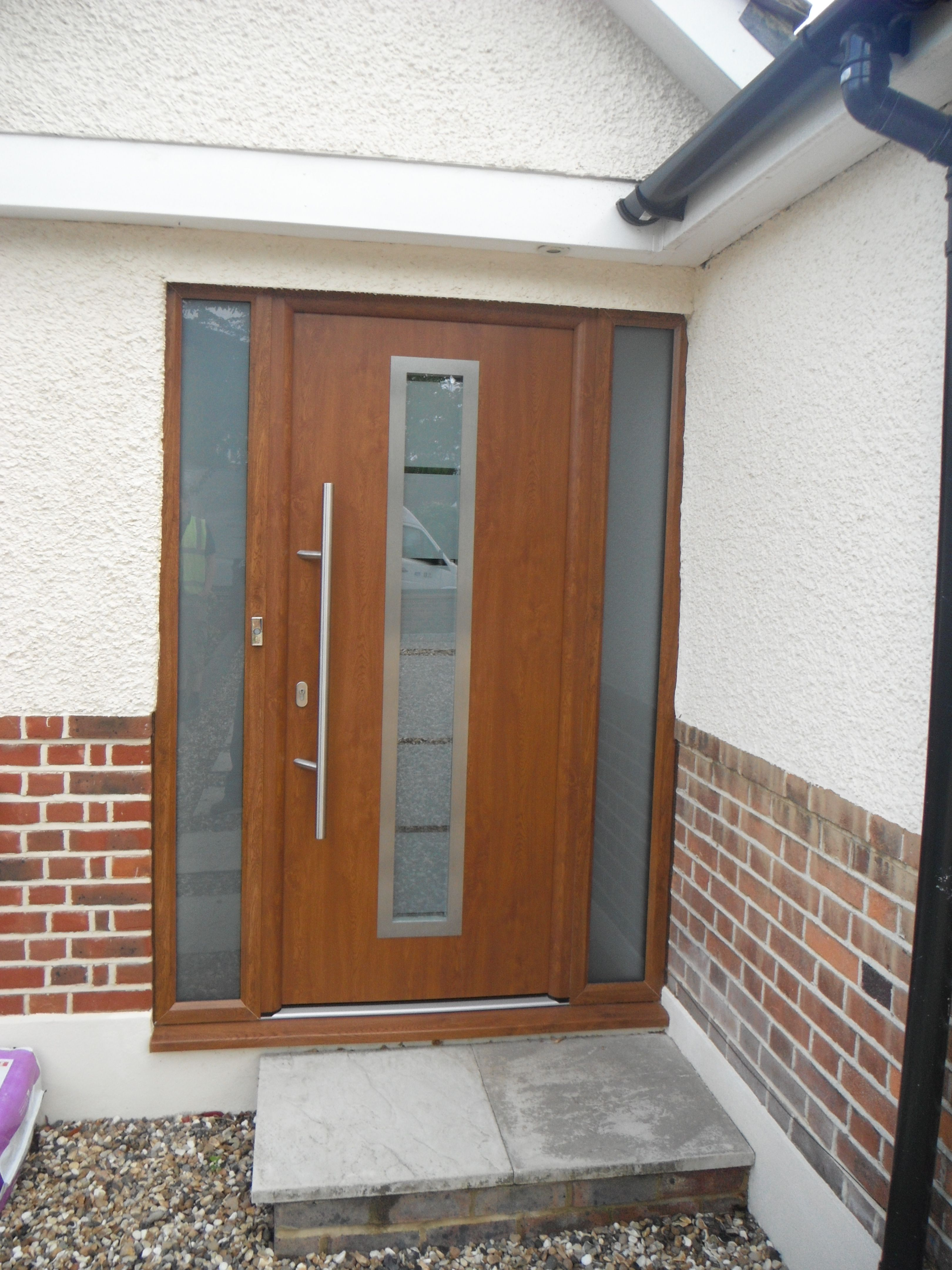Hormann S Steel Thermopro Door With Multiple Point Locking