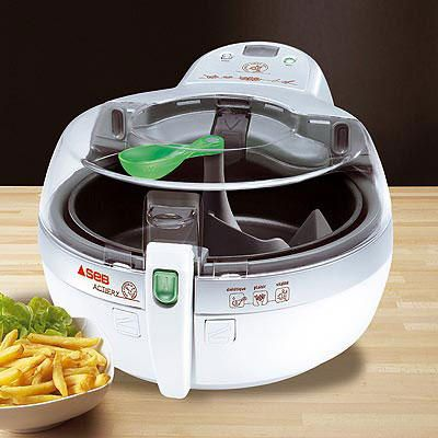 I want it now. Deep fryer that only uses 1 tablespoon of oil ...