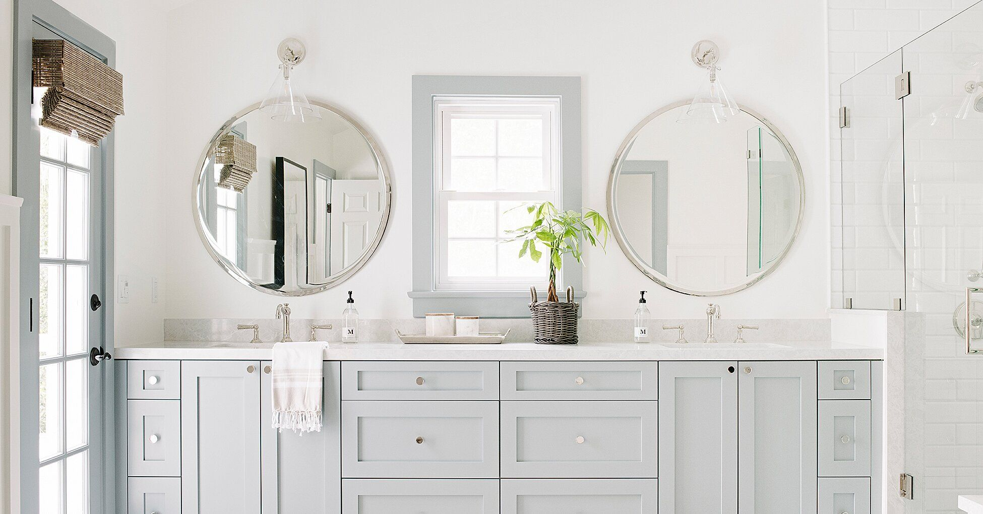 These Are The Most Popular Bathroom Paint Colors For 2020 In 2020 Popular Bathroom Colors Bathroom Paint Colors Painting Bathroom