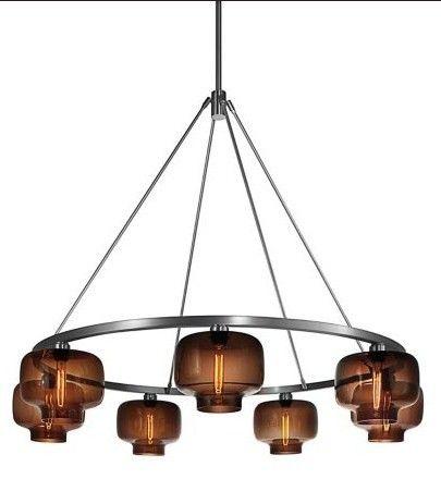 Niche Modern Sola 48 Chandelier - Modern Planet USA | Lovely Lamps ...