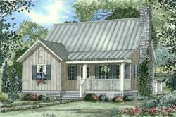 Country House Plan 2 Bedrooms 2 Bath 1178 Sq Ft Plan 12 343