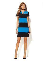 Women's Wear to Work Dresses - Maxi, Wrap & Cowl Neck Dresses - New York & Company
