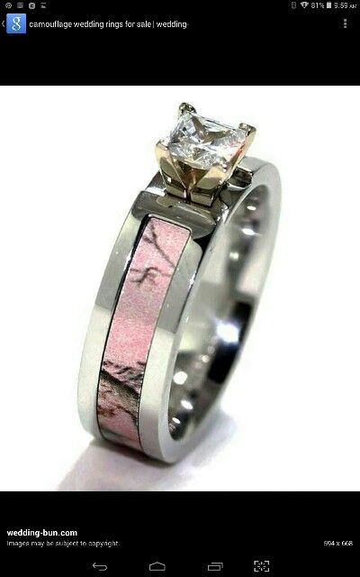 I love this wedding ring