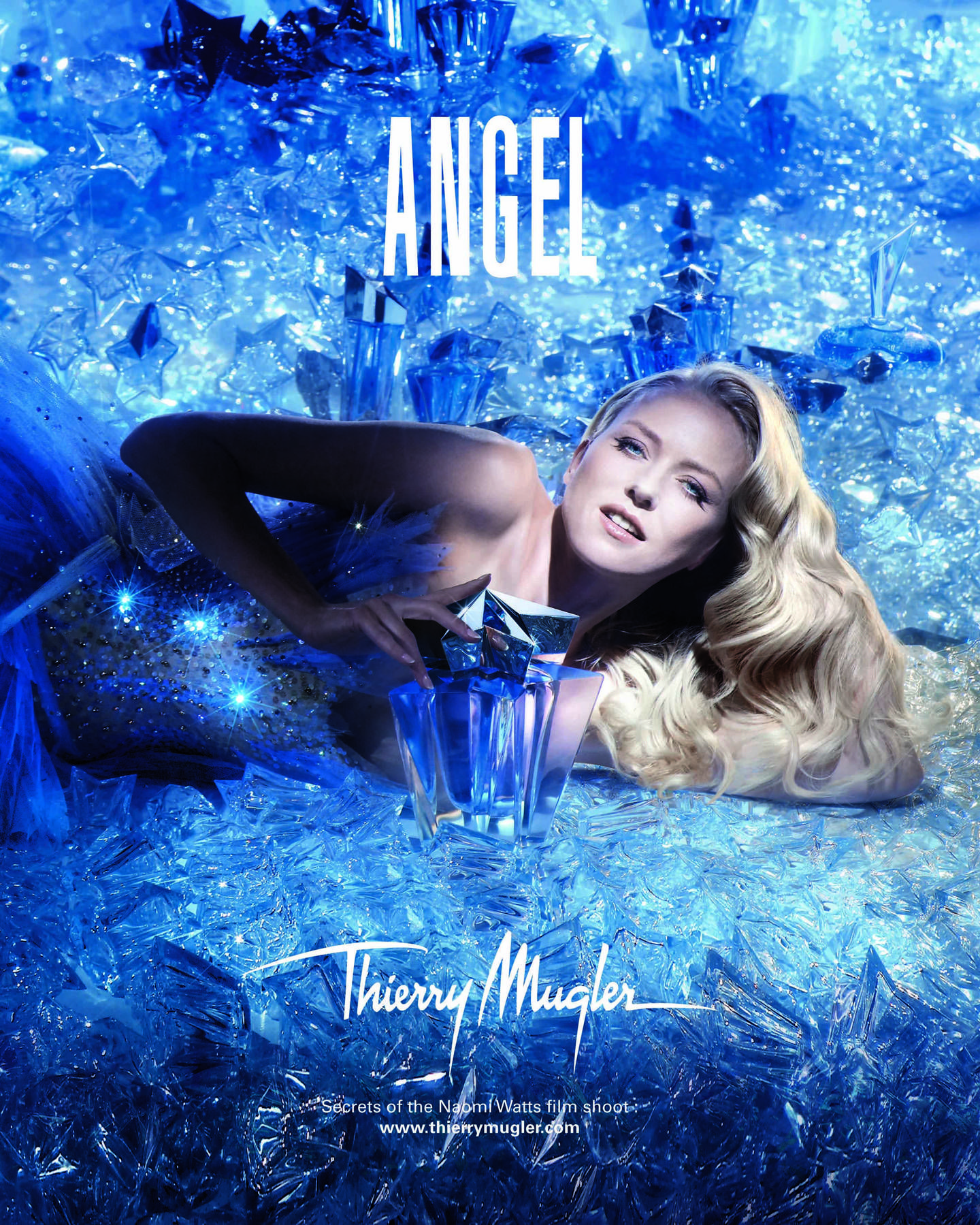 The Secrets Behind Thierry Mugler S Iconic Angel Ad Campaigns