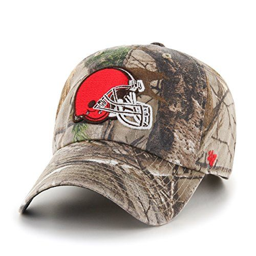 a1364f6ab73 Cleveland Browns Camouflage hats