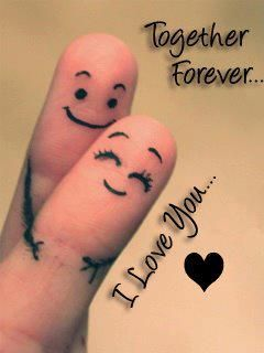 Together Forever Fingers Finger Image Finger Art Together Forever