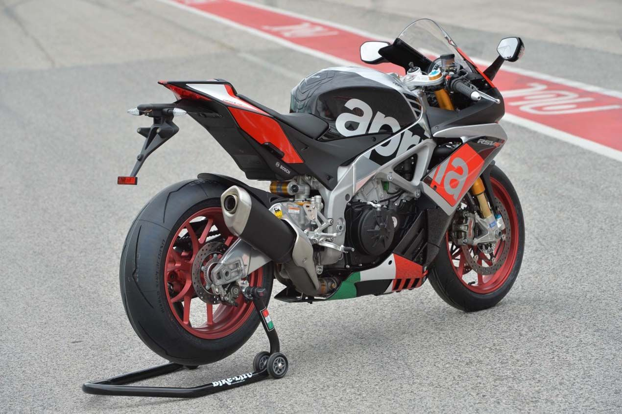 Aprilia RSV4 RR Image Gallery Wallpaper