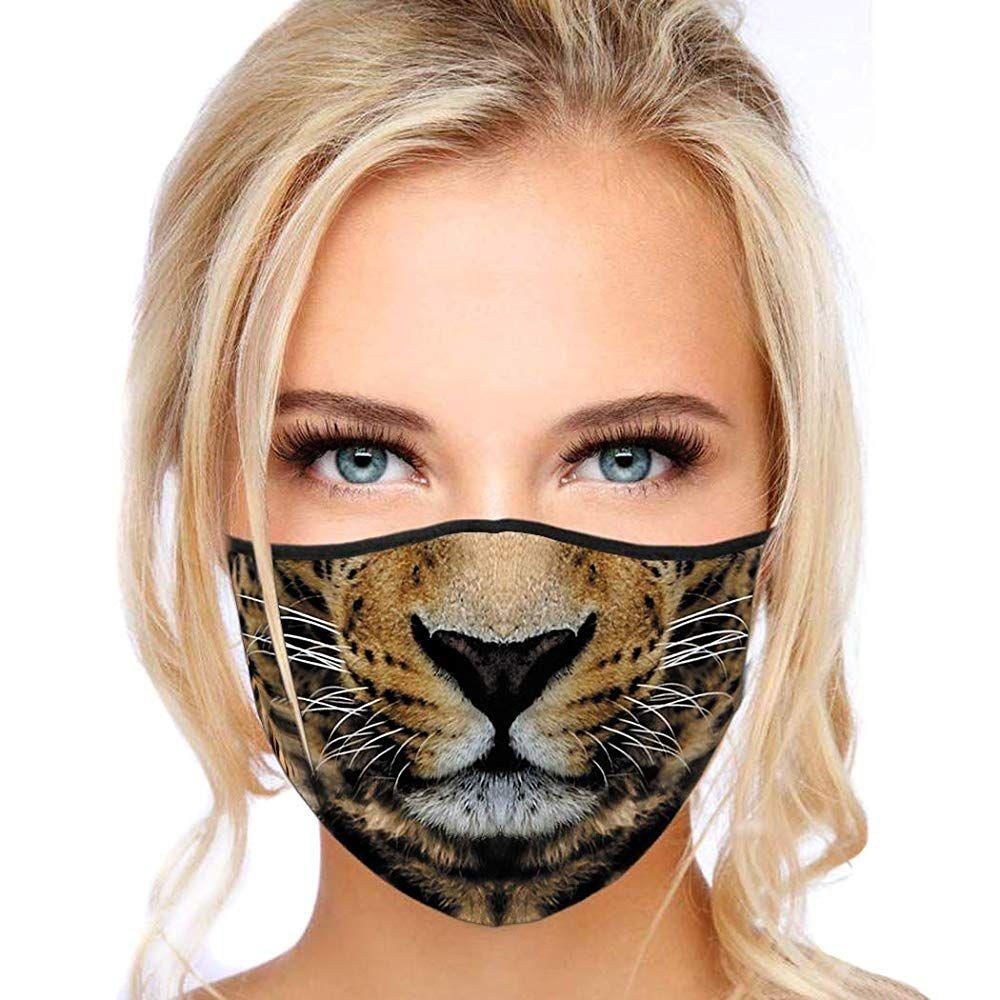 Lustige Corona Masken