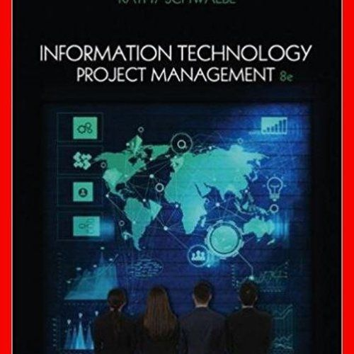 Information technology project management 8th edition by kathy information technology project management 8th edition by kathy schwalbe pdf ebook etextbook source fandeluxe Choice Image