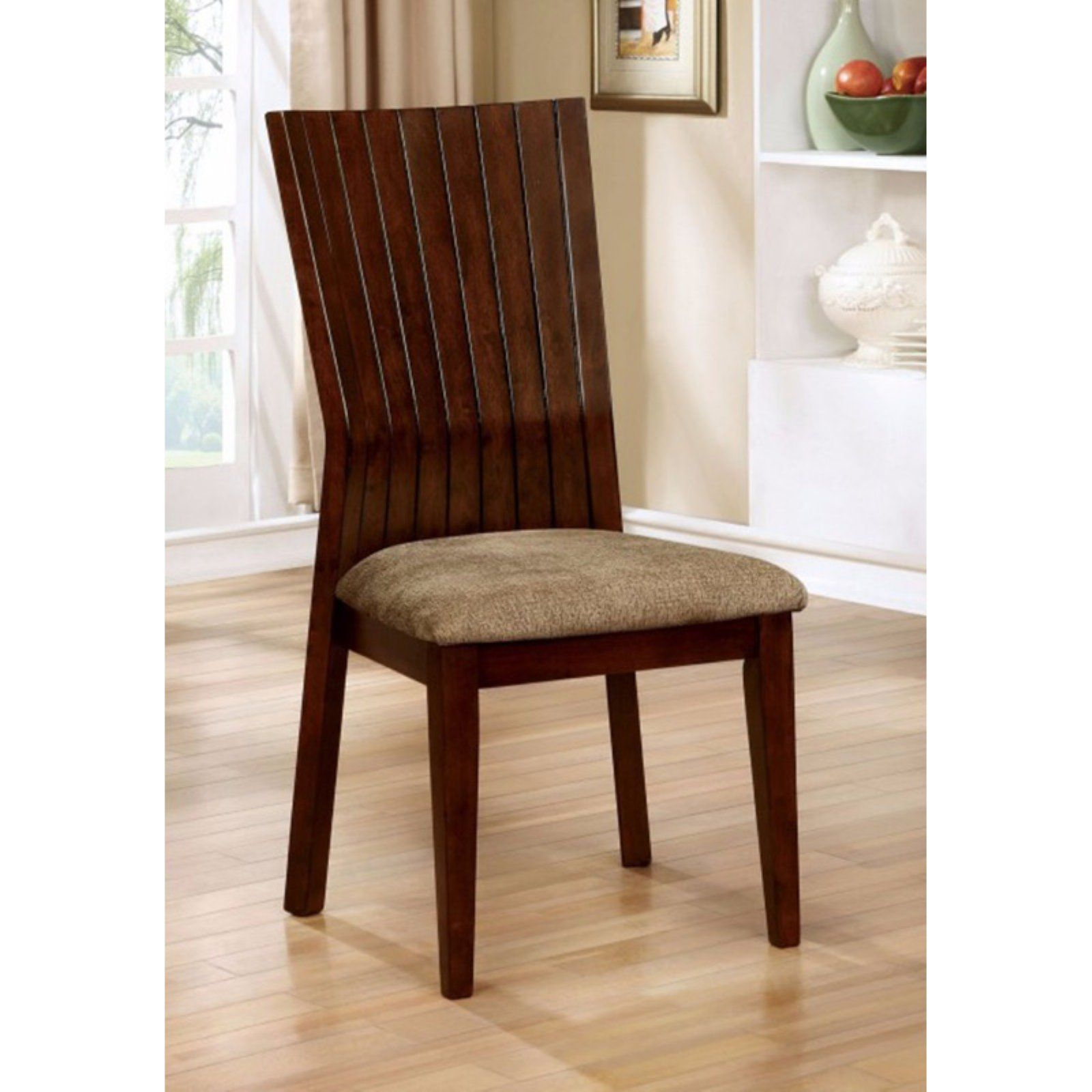 Benzara Montreal I Mid Century Modern Dining Side Chair Set Of 2