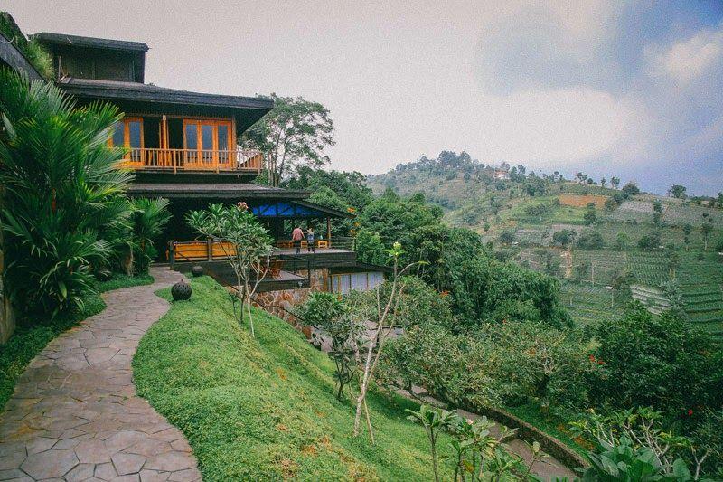 Wow 30 Pemandangan Alam Kota Bandung Sebut Sahaja Bandung Pasti Yang Bermain Difikiran Anda Kain Kain Dan Pakaian Murah Nur Di 2020 Pemandangan Lukisan Rumah Gambar