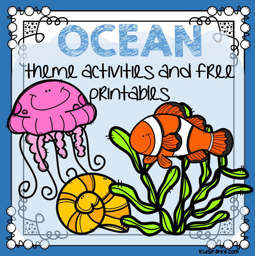 Download tons of FREE printables and theme activities for