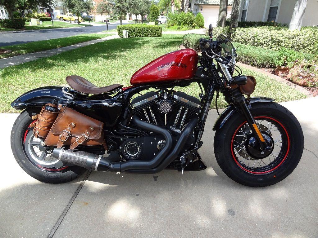 Saddle Bag Guard Bags For Harley Davidson Touring Bikes