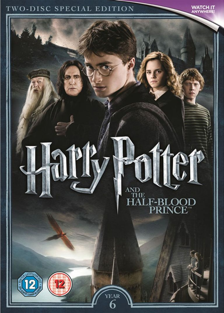 The Harry Potter Movies Do Not Look Like This Anymore Harry Potter 6 Harry Potter Movies Harry Potter Dvd