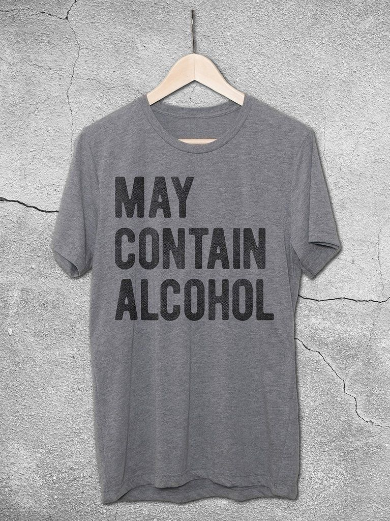 fc56ddd4faa May Contain Alcohol Shirt