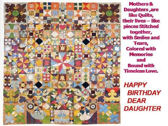Free Birthday Cards For A Beloved DAUGHTER
