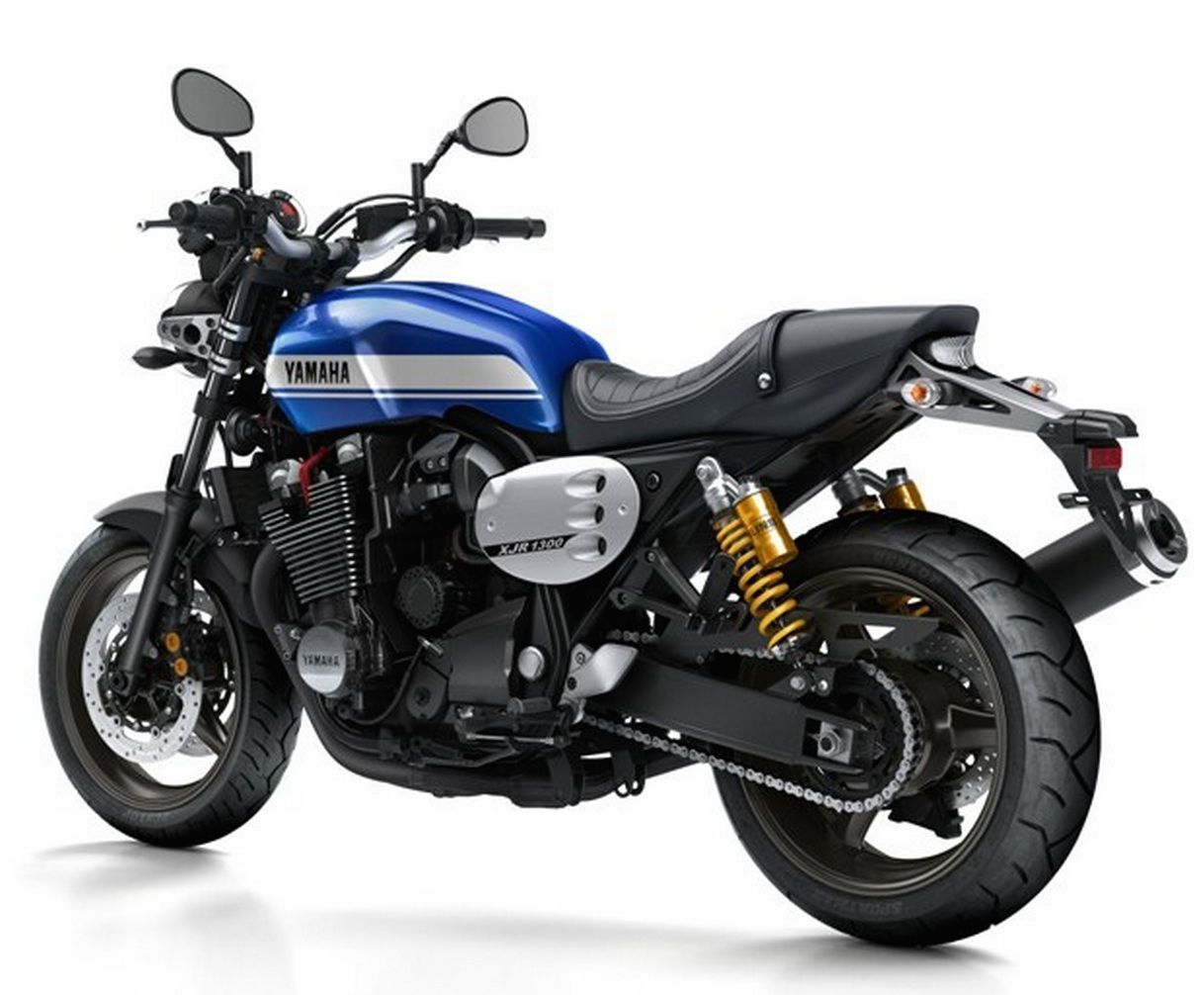 yamaha has unveiled the mt 07 moto cage and restyled xjr1300 and xjr1300 racer at intermot read. Black Bedroom Furniture Sets. Home Design Ideas
