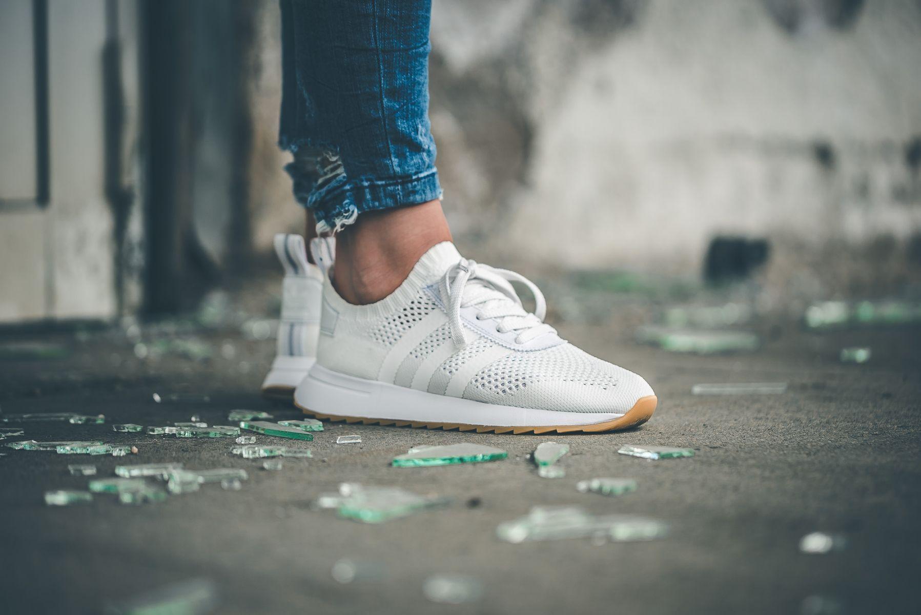adidas FLB_Runner W PK (weiß) BY2801 | 43einhalb sneaker