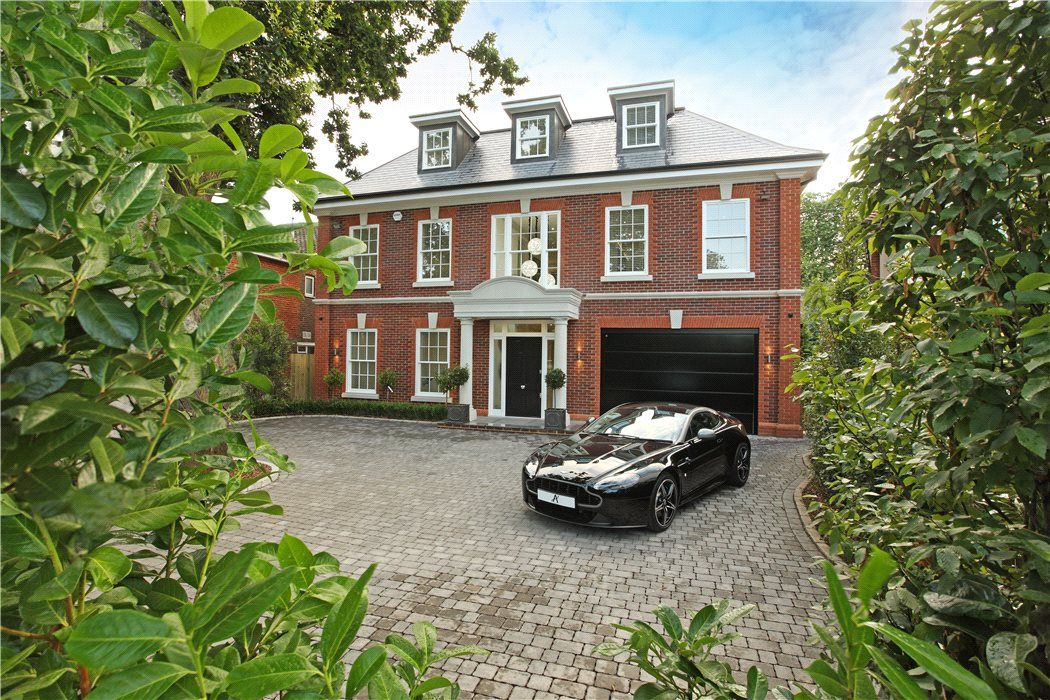 Woodcroft Coombe End Kingston Upon Thames Surrey Kingston Upon Thames New Homes For Sale New Homes