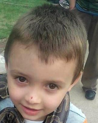 RIP 5 year old Gary Carpenter: He was abused, tortured and brutally beaten to death by his mother's boyfriend.