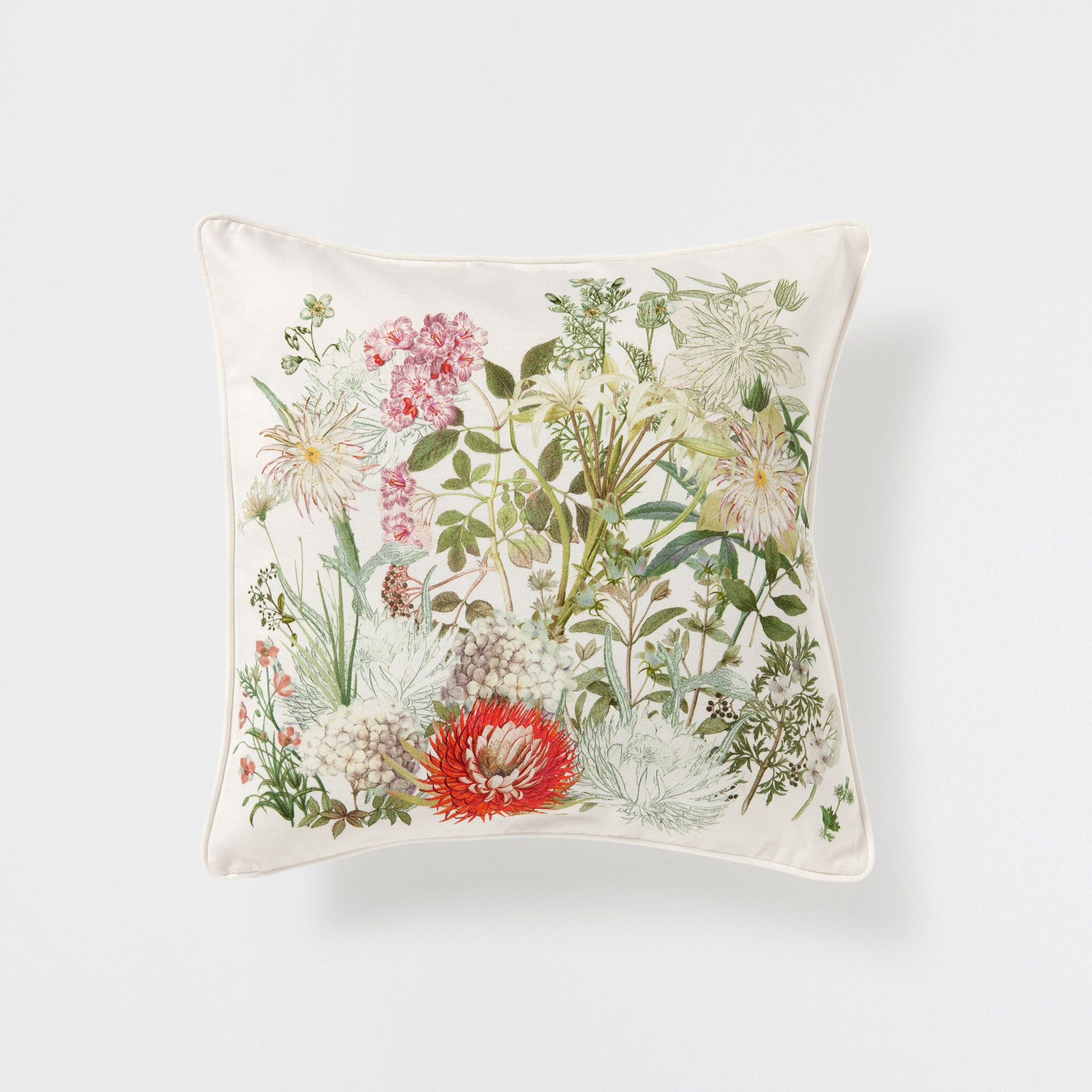Cuscino Stampa A Fiori Maybe Pinterest Bedroom Cushions And
