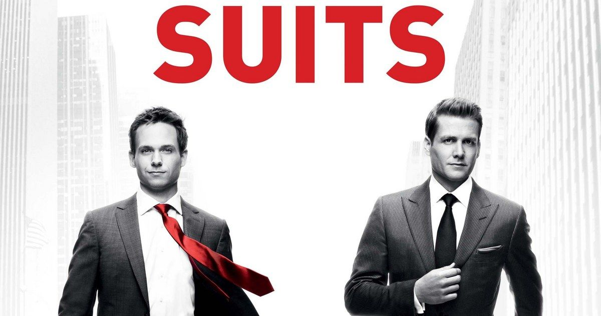 'Suits' Returns to USA Network in March 2014 Suits tv