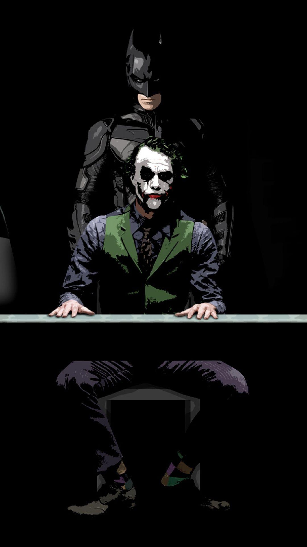 joker バットマン