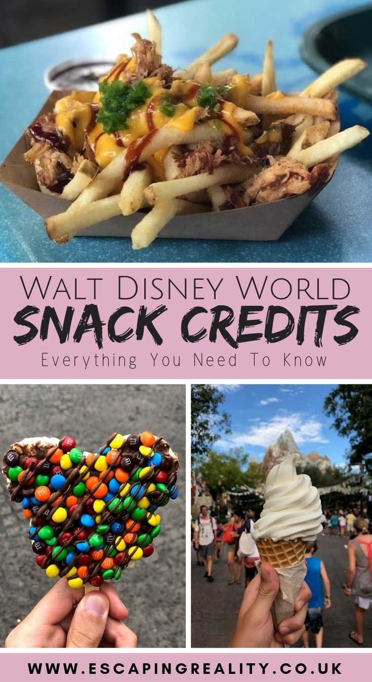Disney Dining Plan Tips How to Get the Most out of Your Snack Credits is part of Disney dining - The Best Snacks on the Disney Dining Plan (DDP)  How to use your Disney Snack credits wisley and get the most for your money  Plus A FREE Printable List!
