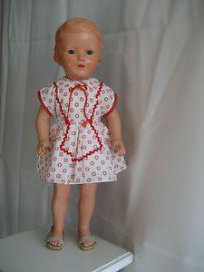 Puppenspielzeug 50er Jahre Puppenstuben & -häuser
