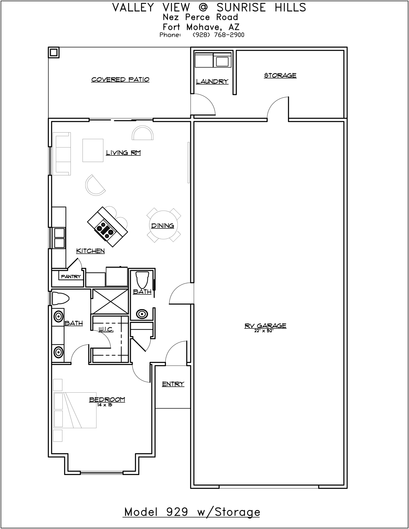 Arizona Rv Homes Garage Floor Plans Shop With Living Quarters Garage With Living Quarters