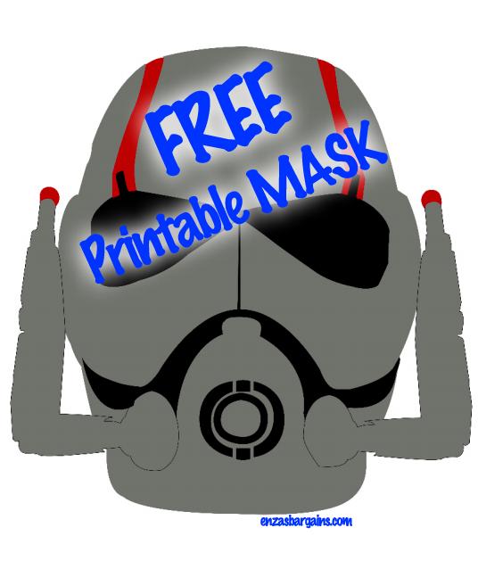 Free Ant Man Printable Mask Printable Masks Mask For Kids Ant Man