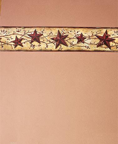 L And Stick Decorative Wall Borders