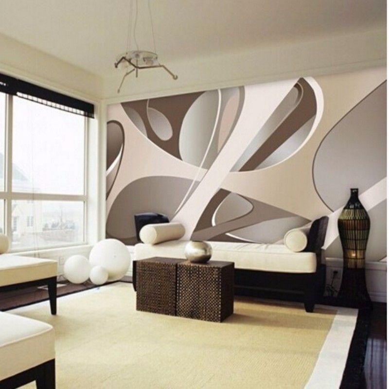 Goedkope Papel de parede 3d behang Europese minimalistische ...