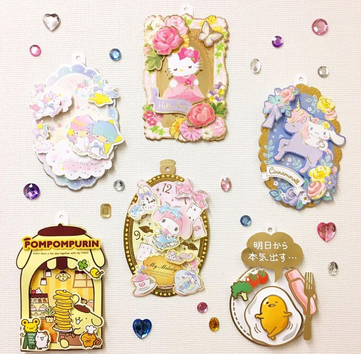 Sanrio Greetings Cards Sanrio 3 Pinterest Sanrio And