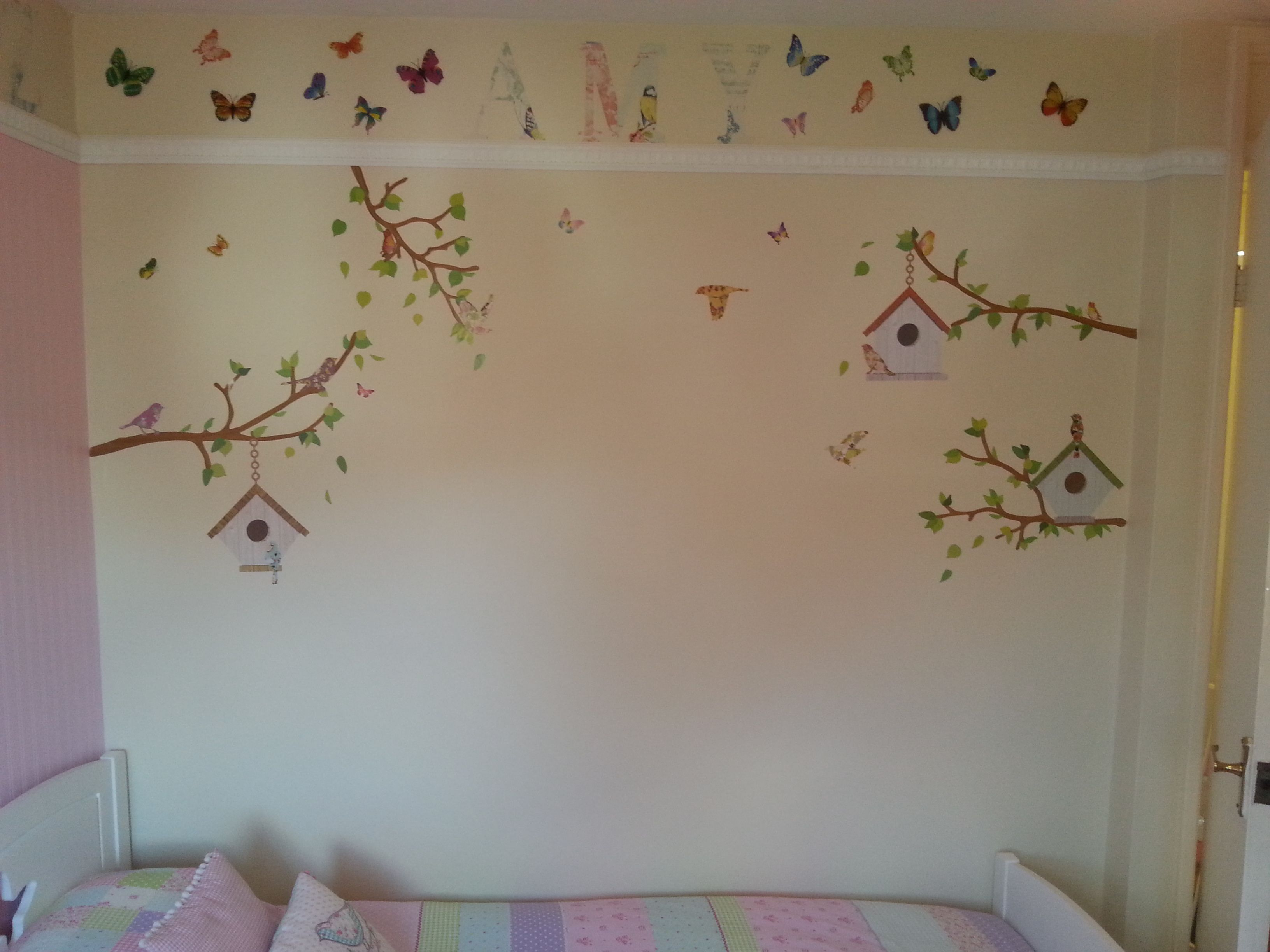 Malloom 12PCS 3D Butterfly Wall Stickers Decor DIY Art Sticker Home Wedding  Decoration for Kids Rooms