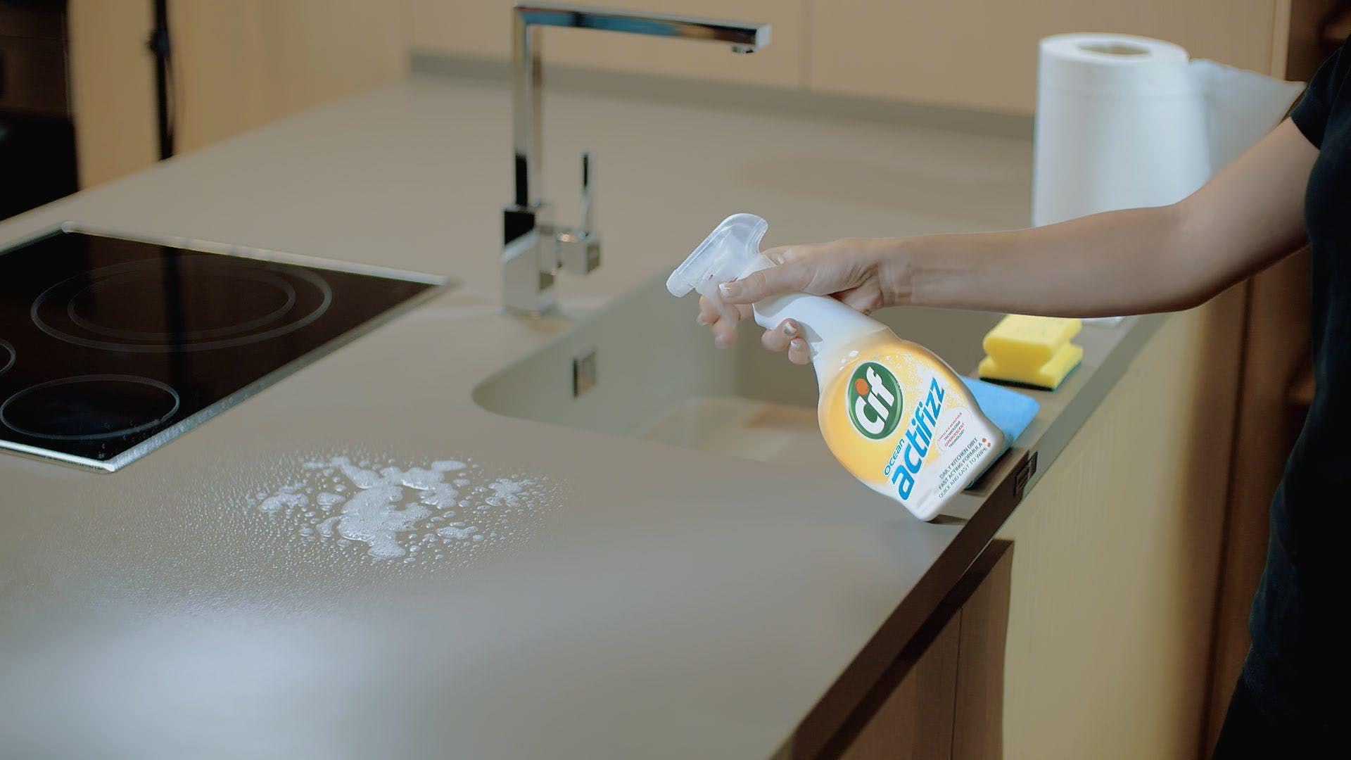 Silestone quartz surfaces and countertop maintenance