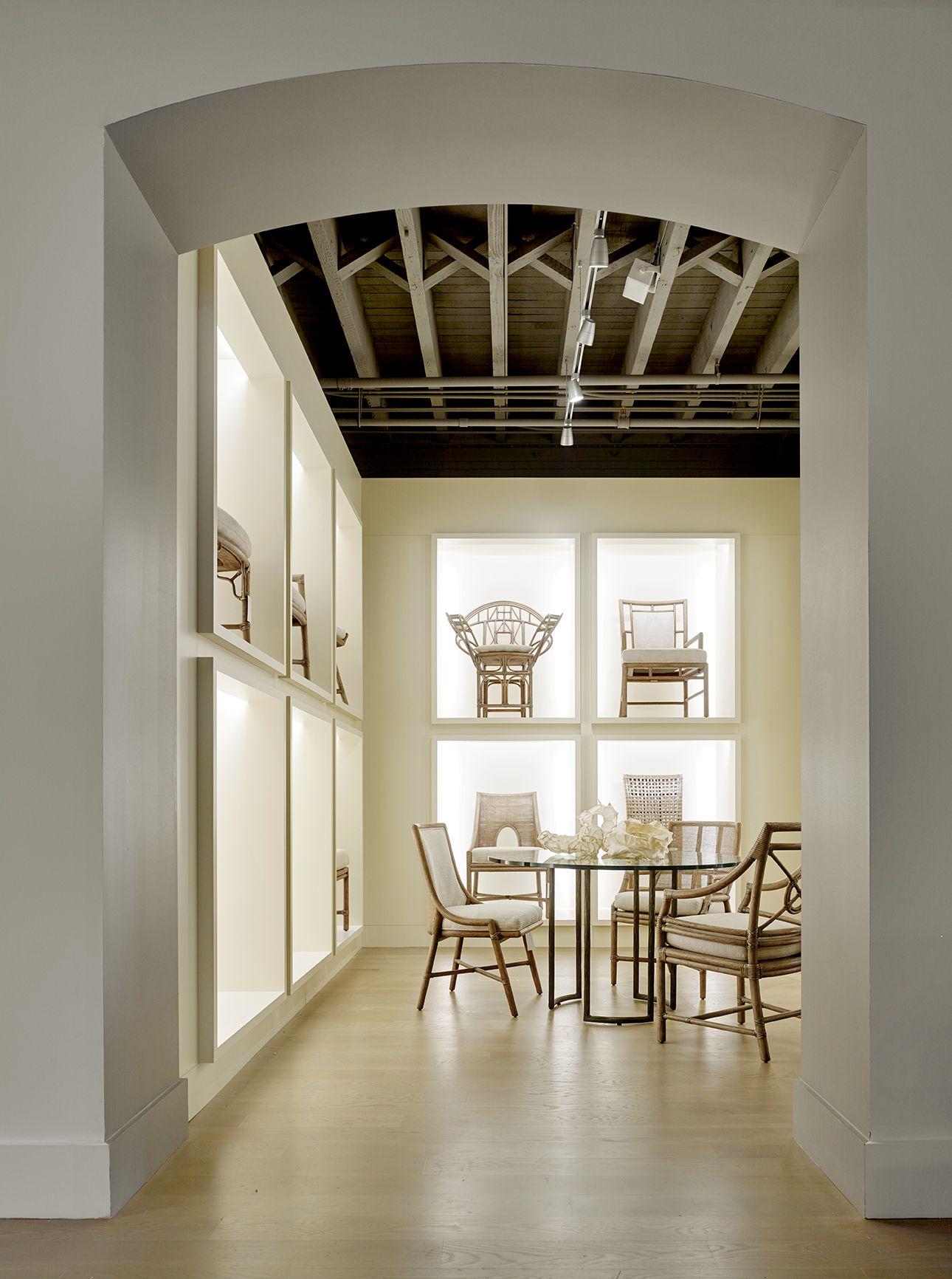 Mcguire Furniture S Sf Showroom Opened In September 2018