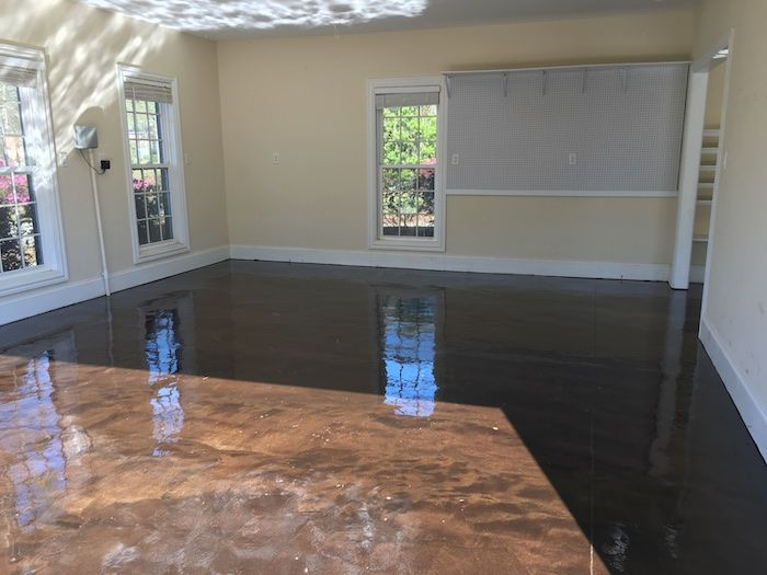 Rocksolid Garage Floor Coating Our Future Dream House