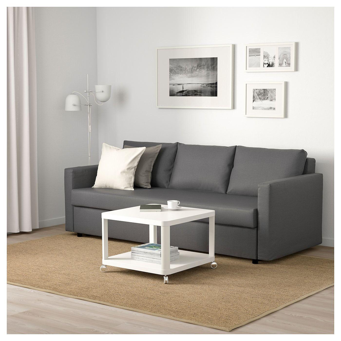 Friheten Sleeper Sofa Skiftebo Dark Gray In 2019