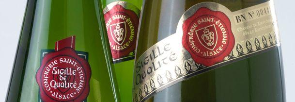 Qu Est Ce Que Le Sigille Des Vins D Alsace Avec Images Vin Alsace Alsace